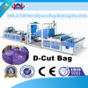 Hbl-700 Type Non-Woven Fabric Box Bag Making Machine