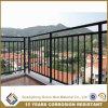 Simple Galvanized Steel Pipe Balcony Railing