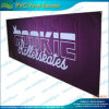 Backlit Frontlit PVC Flex Plastic Outdoor Hanging Flags Banner (T-NF26P07017)