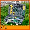 Comfortable Handle Green Garden Hand Tool Set, Most Popular 13pcsgarden Hand Tool Set in Plastic Box T03A120