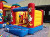Inflatable Jumping Castle Bouncer, Commercial Inflatable Castle
