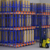 Automatic Radio Warehouse Storage Shuttle Pallet Racking