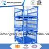 Warehouse Power Coated Stacking Container Pallet