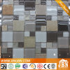 Rock Stone Mosaic and Crystal Glass Mosaic (M855081)