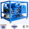 Single Stage Vacuum Transformer Oil Purifier Unit