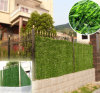 Artificial Leaf Hedge Privacy Screen Artificial Snake Plant