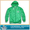 Mens Sports Windproof Lightweight Jacket with Zip Closure Hoody