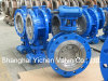 Hard Seal Flange Butterfly Valve with Handwheel (D343H)