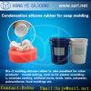 Liquid Mold Silicon Rubber for Soap Molding
