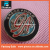 Chinese Manufacturer High Quality Custom Metal Letter Lapel Pin Badge