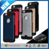 Aluminum Chrome Steel Slim Hard Case for iPhone 6 Plus