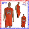 High School Team Sublimation Basketball Suit / Basketball Jersey Sportswear