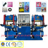 Double Station Silicone Rubber Moulding Press Machinery Made in China