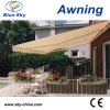 Outdoor Polyester Retractable Awning Canopy (B2100)
