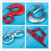 Qingdao Rigging Drop Forged Carbon Steel S-323 Eye Grab Iron Hook