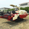 Track Harvester with High Performance Threshing System