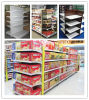 Supermarket Metal Gondola Display Shelf