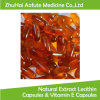 Natural Extract Lecithin Capsules & Vitamin E Capsules