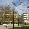 24W LED Solar Street Light (HW-SL24W)