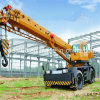 4WD 55tons Mobile Crane