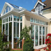 Feelingtop Aluminum Sunroom Double Laminated Glass Sun House