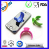 Hot Sale Double Sided Cell Phone Silicone Sucker Stand (DXJ-90703)