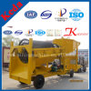 Low Maintenance High Efficiency Portable Alluvial Gold Washing Trommel