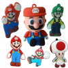 Cute Cartoon Super Mary Mario USB Disk Children USB Gift