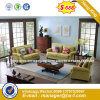 Italy Design Classic Wooden Office Furniture Leather Office Sofa (HX-SN8033)