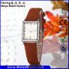 Fashion Casual Quartz Factory Ladies Wrist Watch (Wy-056A)