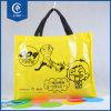 Golden Laser Luxury Laminated Non-Woven Shopping Bag for Women