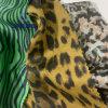 Ym16127A Viscose Rayon Fabric Silk Like Satin Digital Printing Printed