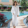 Promotional Hotel / Home Cotton Waffle Bathrobes / Pajamas / Nightwear / Sleepwears