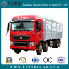 Sinotruk HOWO T5g 8X4 10X4 Fence Cargo Truck 340HP