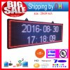 P13 7-Color 3D Effects LED Signs WiFi Wireless Control LED Rolling Display RGB Outdoor39X14inch Programmable Display Panel