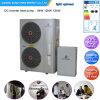 Evi Tech. -25c Winter House Floor Heating 100~300sq Meter 12kw/19kw/35kw Auto-Defrost Cop Split Inverter Heat Pump Water Heater