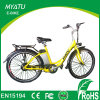 Pedal Assistant City Ebike with Steel Frame