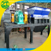 Single Shaft/Waste Plastic Recycling/Wood/Tire/Foam/Kitchen Waste/Municipal Waste/Scrap Metal/Animal Bone Shredder