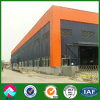 Prefabricated Construction Steel Structure Workshop with Parapet Wall (XGZ-SSW016)