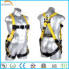100% Polyester Full Body Hanging Safety Belt Set with Tongue Buckles for Sale