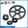 Indoor Bicycle Flywheel Casting in Fitness Training Home Gym