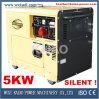 Soundproof Diesel Generator 3-Phase CE&ISO Approved Hot Sale!
