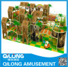 Superman Design Castle Style Indoor Playground (QL-1213D)