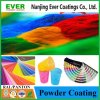 Interior Thermosetting Building Chemical Resistant Wood Finish Powder Coating