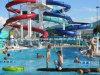 Water Park Fibeglass Aquatic Ride