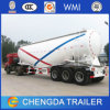 30-70ton 3axles V Shape Bulk Cement Powder Cargo Tanker Trailer