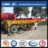 Cimc Huajun 20FT 3 Axles Skeletal Container Trailer