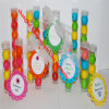 Printed Pet Plastic Tube Packaging for Food