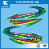 Electric Bike Vinyl OEM Screen Printing Motorcycle ATV Sticker