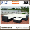 Aluminum Frame Wicker Furniture / PE Wicker Sofa (SC-B9504)